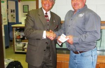 Donation from DeJohn Pet Services